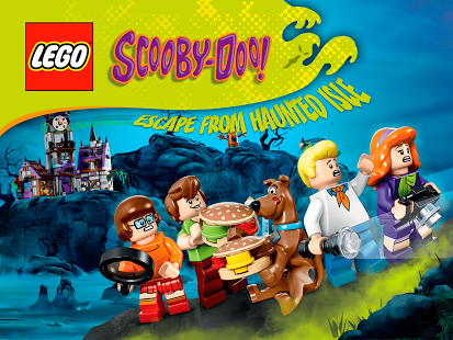 Aperçu LEGO® Scooby-Doo Haunted Isle - Img 1