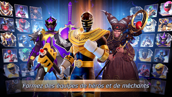 Aperçu Power Rangers: Legacy Wars - Img 2