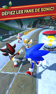 Aperçu Sonic Forces: Speed Battle - Img 2