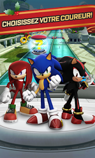 Aperçu Sonic Forces: Speed Battle - Img 3
