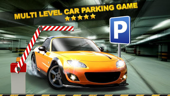 Aperçu Multi Level Car Parking Games - Img 1