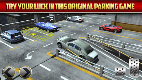 Aperçu Multi Level Car Parking Games - Img 2