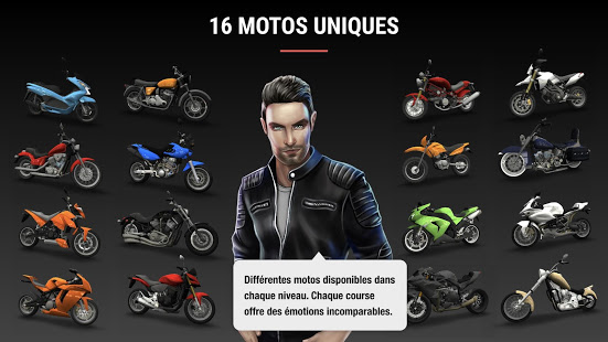 Aperçu Racing Fever: Moto - Img 2