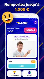 Aperçu The Game - Le quiz Live - Img 1