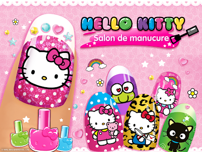 Aperçu Salon de manucure Hello Kitty - Img 1