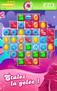 Aperçu Candy Crush Jelly Saga - Img 1