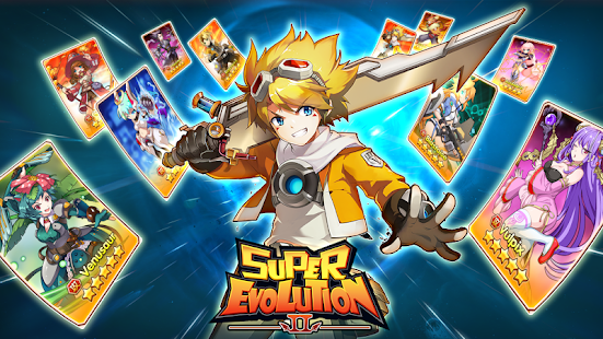 Aperçu Super Evolution 2 - Free Card RPG! Tame Monsters! - Img 1