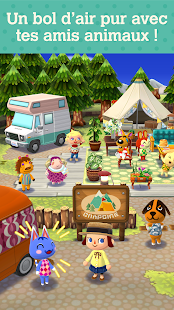 Aperçu Animal Crossing: Pocket Camp - Img 2