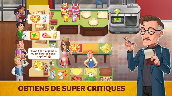 Aperçu Cooking Diary®: Best Tasty Restaurant & Cafe Game - Img 2