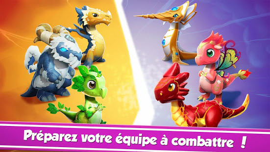Aperçu Dragon Mania Legends - Img 2
