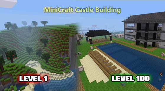 Aperçu MiniCraft 2 : Building and Crafting - Img 1