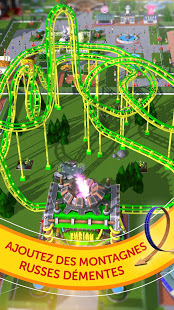 Aperçu RollerCoaster Tycoon Touch - Img 2