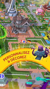 Aperçu RollerCoaster Tycoon Touch - Img 3