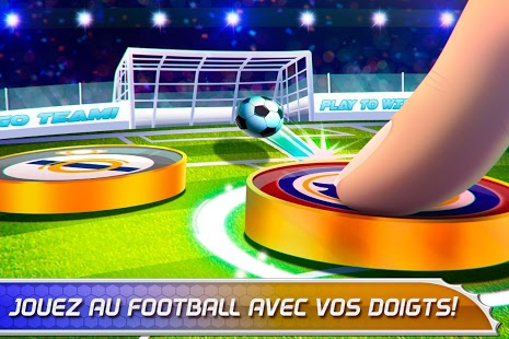Aperçu 2018 Jeu de Football: Ligue de Champion Babyfoot - Img 1