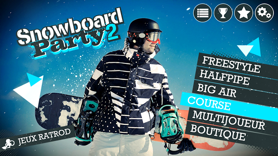 Aperçu Snowboard Party: World Tour - Img 2