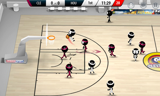 Aperçu Stickman Basketball 2017 - Img 1