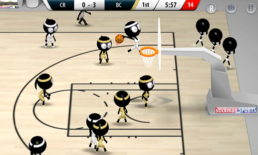 Aperçu Stickman Basketball 2017 - Img 3
