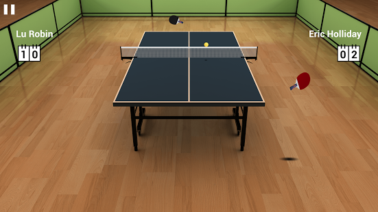 Aperçu Virtual Table Tennis - Img 1