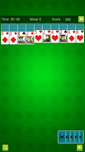 Aperçu Spider Solitaire 2018 - Img 1